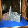 Download free 3D printing models Main Hall @ The University of Montana, Revalia6D