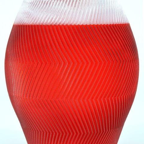 Download free 3D printer model Herringbone Vase, Revalia6D