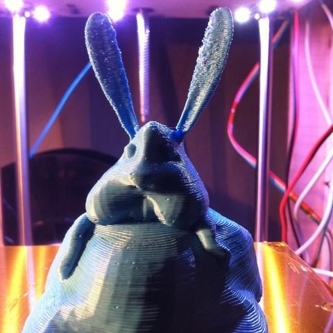 fatbunbun_print_display_large_display_large.jpg Download free STL file Fat Bunbun • 3D printable template, Revalia6D