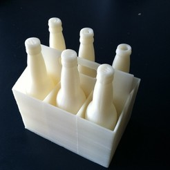 Free 3D printer files Six Pack o' Polymers, Revalia6D