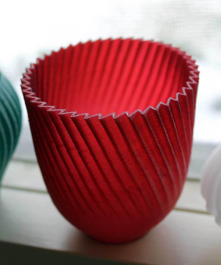 Buzzcup-Red_display_large.jpg Download free STL file Buzzsaw Vases • Model to 3D print, Revalia6D