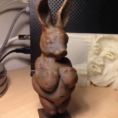 Télécharger modèle 3D gratuit Lapin de Willendorf, Revalia6D