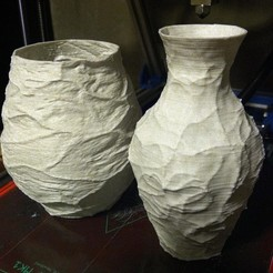 Free 3D print files Fleshvase and Veinyvase, Revalia6D