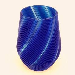 Download free 3D printing models Wave Vase, Revalia6D
