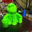 Download free 3D printer templates Lil Lil E, Revalia6D