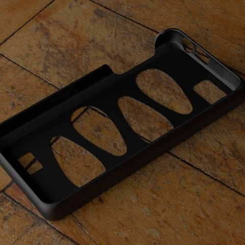 Download free STL file Fairphone Case #1: Drop Cutout, Numbmond