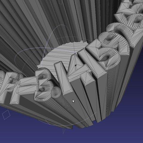 Screenshot_display_large.jpg Download free STL file Pi - Penholder • 3D printable model, Numbmond