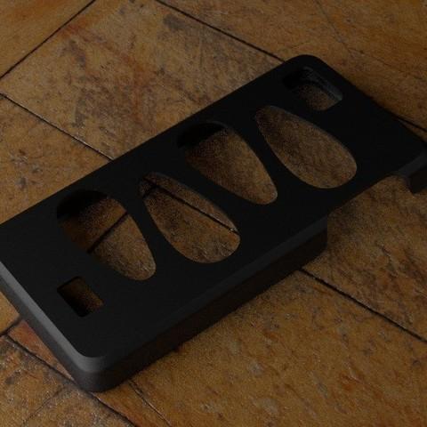 untitled1_display_large.jpg Download free STL file Fairphone Case #1: Drop Cutout • 3D printable model, Numbmond