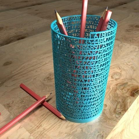 Free 3D printer designs Tower of Phi, Numbmond