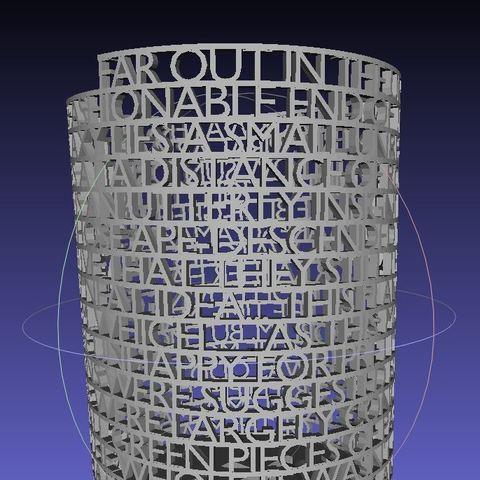 Screenshot01_display_large.JPG Télécharger fichier STL gratuit Tour de 42 • Plan pour imprimante 3D, Numbmond