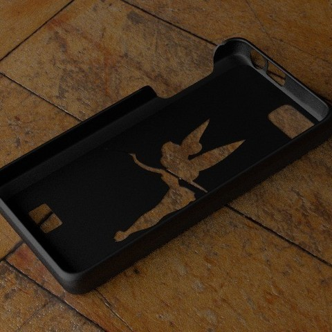 Download free 3D printing designs Fairphone Case #5: Fairy Cutout, Numbmond
