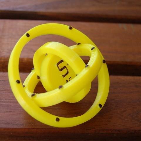 Télécharger plan imprimante 3D gatuit Soufre, Numbmond