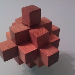 Descargar Modelos 3D para imprimir gratis Pagoda Grande (Cristal Japonés) 9 piezas, Numbmond