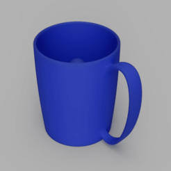 Download free 3D printing designs Pythagorean Mug, DoublecatDesign