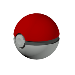 Télécharger fichier impression 3D Porte-clés Pokeball, louisve6