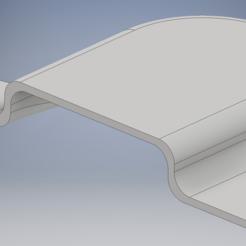 Capture cache.PNG Télécharger fichier OBJ Creality Ender 3 cache ventilateur  • Design pour imprimante 3D, louisve6