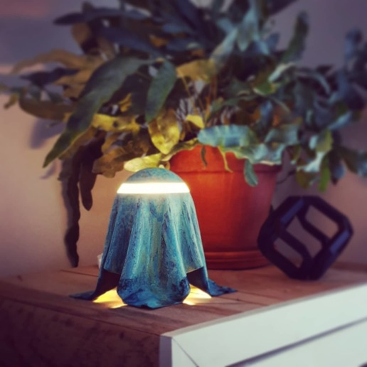 Download 3D printer designs INVISIBALL, jgude