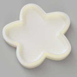 estrellaflore_A v2.png Télécharger fichier STL SOLID SHAMPOOO PRESS JABON SOLIDO MOLDE Bath Bomb Mold. • Objet pour impression 3D, pachecolilium