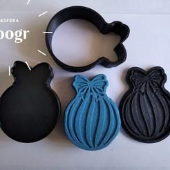 esfera.jpg Download STL file SOLID SHAMPOO PRESS JABON SOLIDO MOLDE • 3D print model, pachecolilium