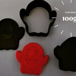 fantasmaaa.jpg Download STL file SOLID SHAMPOO PRESS JABON SOLIDO MOLDE • 3D print model, pachecolilium