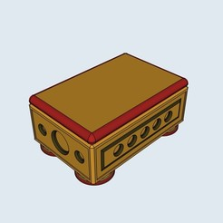 box closed.jpg Download STL file Mess Solver • 3D print object, TheTurtleBay