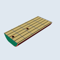 539989EF-2A9C-4BED-B2B7-9880B5EEC9BA.png Download STL file Guitar's chords trainer • 3D printer design, TheTurtleBay