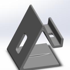 Capture1.PNG Télécharger fichier STL Support Smartphone/Tablette • Modèle imprimable en 3D, Eyesen