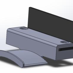 Capture1.PNG Download STL file Helmet holder • 3D printing object, Eyesen