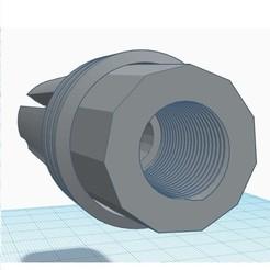Descargar modelos 3D gratis Bozal A1, mg42_71
