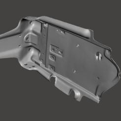 sottocoda3.PNG Télécharger fichier STL Aprilia Rs 125 Sottocodone - Plateau Aprilia Rs 125 • Plan pour impression 3D, Gioppa