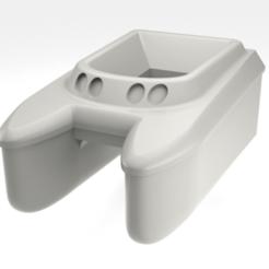 fishing-rc-boat-3d-model-stl.png Télécharger fichier STL Pêche à la carpe bateau rc • Objet à imprimer en 3D, Gioppa