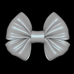 3D printing model Bow Tie 01, VirtuaArtHub