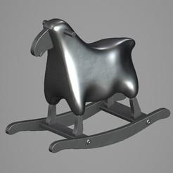 3D print model Sheep, VirtuaArtHub