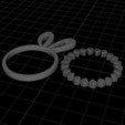 Download 3D printer designs Eater Decoration, VirtuaArtHub