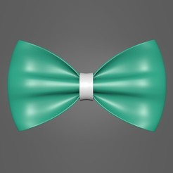 3D print files Bow Tie 04, VirtuaArtHub