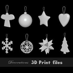 3D printing model Decorations, VirtuaArtHub