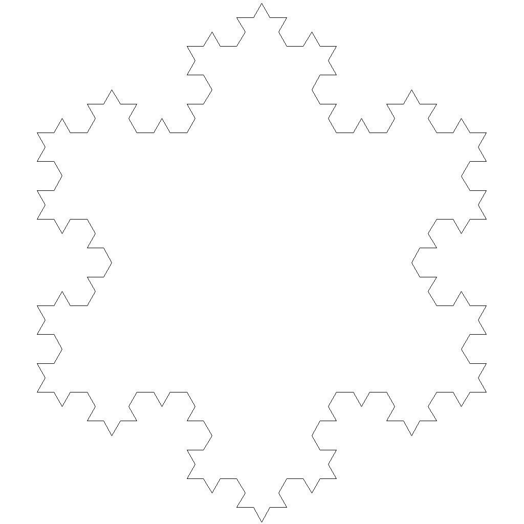 Koch3_display_large.jpg Télécharger fichier STL gratuit Joyeux Noël Professeur Koch ! • Objet à imprimer en 3D, Darkolas