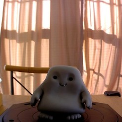 Free STL file Adipose - My First Scan, Not3dred