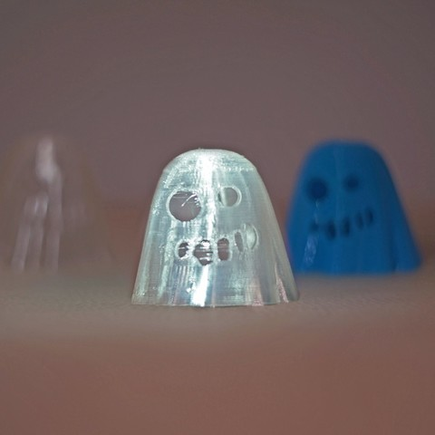 Download free 3D printing designs Ghost, Not3dred