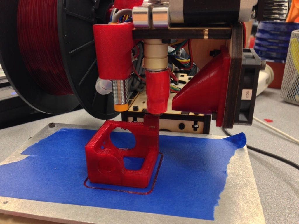 2014-05-05_16.51.35_display_large.jpg Télécharger fichier STL gratuit PrintrProbe Z-Probe Mount for 2014 Makers Simple Kit • Objet pour impression 3D, Not3dred