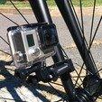 Download free 3D printer model GoPro Sidebar Mount, Runstone