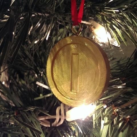 Free STL file Super Mario Corn Ornament, Runstone