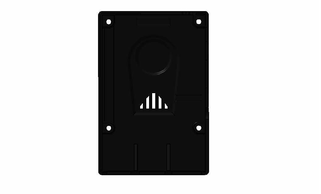 4.jpg Download free STL file raspberry pi 3 b/b+ Star Wars shell • 3D printer template, designprojetscolaire