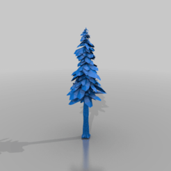 EXT_ASC_Distance_Redwood_Growth.png Download free OBJ file Ark Redwood Tree • Template to 3D print, brainstriike