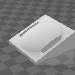 suction 20 degree mount.jpg Télécharger fichier STL Support à succion 360fly à sangler • Design à imprimer en 3D, brainstriike