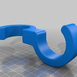 2e76938e97a96de793cf867b47a3e6e3.png Download free STL file Strong Single Hanger • 3D printable design, brainstriike