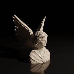 Télécharger fichier imprimante 3D Ange Gabriel , The-Inner-Way