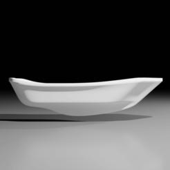 baot01.png Télécharger fichier STL Barque • Modèle pour impression 3D, The-Inner-Way