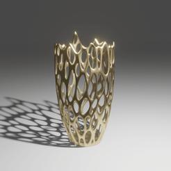 Télécharger fichier 3D Vase Organique, The-Inner-Way