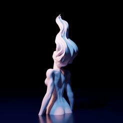 Imprimir en 3D Escultura de la alegría, The-Inner-Way